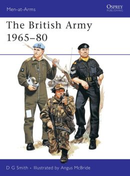 The British Army 1965-80