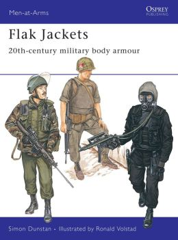 Flak Jackets: 20th-Century Military Body Armour