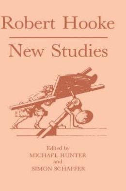 Robert Hooke: New Studies