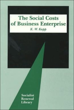 Social Costs of Business Enterprise
