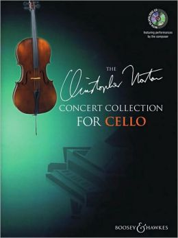 The Christopher Norton Concert Collection for Cello: With a CD of performances and backing Tracks