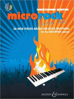 Microrock: 20 New Pieces Based on Rock Rhythms for the Beginner Pianist