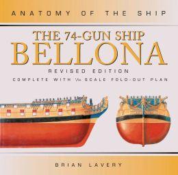 Anatomy of the Ship: The 74-Gun Ship Bellona