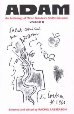 Art Drama Architecture Music: An Anthology of Miron Grindea's ADAM Editorials, 1985-1995