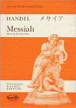 Messiah: Vocal Score Paperpack
