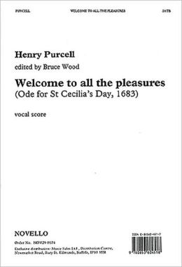 Welcome to All the Pleasures