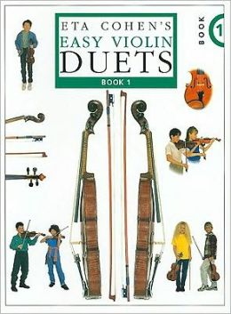 Eta Cohen's Easy Violin Duets, Book 1
