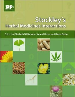 Stockley's Herbal Medicines Interactions Book & CD-ROM Package