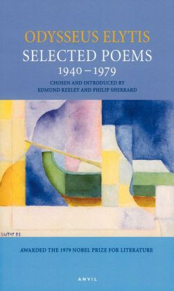 Selected Poems of Odysseus Elytis
