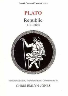 Plato: Republic I and II (-368c)~