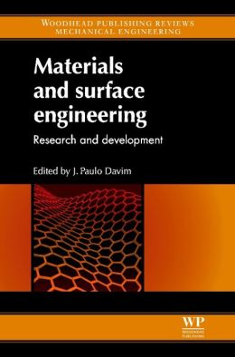 Materials and Surface Engineering: Research and Development