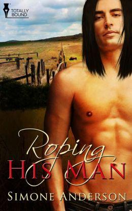 Roping His Man