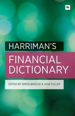 Harriman's Financial Dictionary