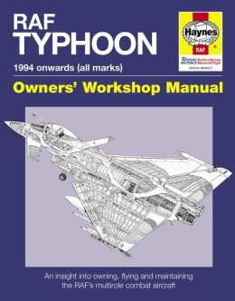 RAF Typhoon: 1994 onward (all marks)