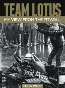 Team Lotus: My View From the Pitwall