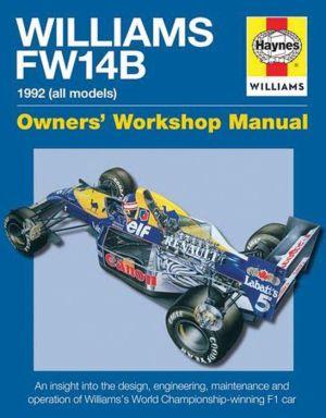 Williams FW14B Manual: 1992 (all models)