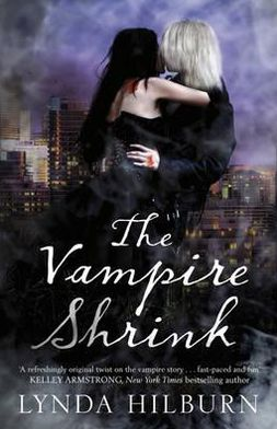 The Vampire Shrink (Kismet Knight, Vampire Psychologist Series #1)