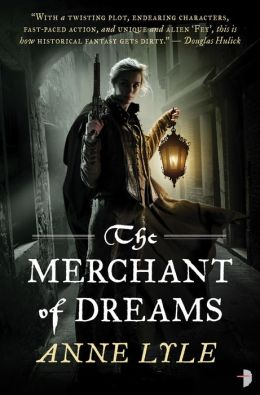 The Merchant of Dreams (Night's Masque Series #2)