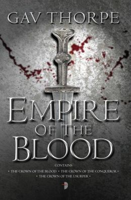The Empire of the Blood: Omnibus