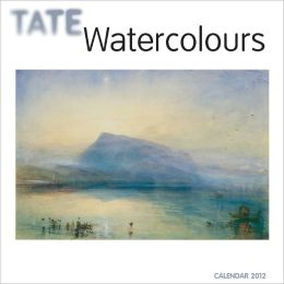 2012 Tate Watercolours Wall Calendar