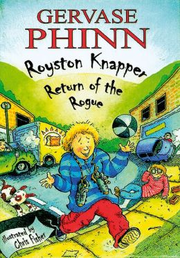 Return of the Rogue - Royston Knapper