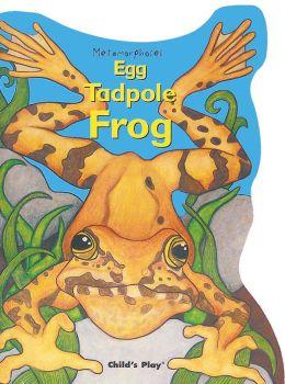 Egg, Tadpole Frog