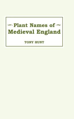 Plant Names of Medieval England