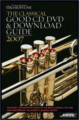 Gramophone Classical Good CD & DVD Guide