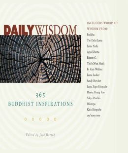 Daily Wisdom: 365 Buddhist Inspirations