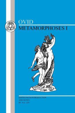 Ovid: Metamorphoses I