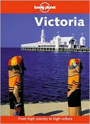 Lonely Planet Victoria