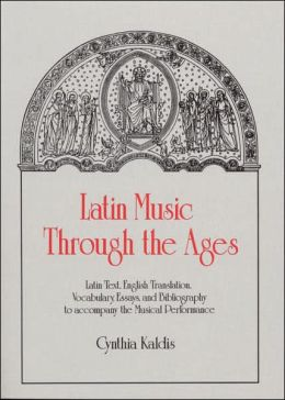 Latin Music Thru Ages (book) (PB)