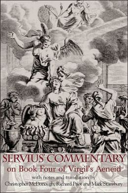 Servius' Commentary on Aeneid Book Four