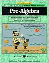 Masterminds - Pre-Algebra: Reproducible Skill Builders and Higher Order Thinking Activities Based on NCTM Standards
