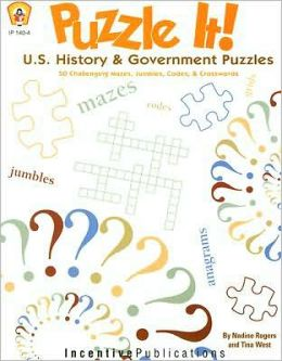Puzzle It!: U.S. Government & History