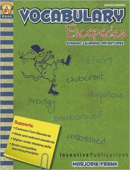 Learning Adventures: Vocabulary Escapades