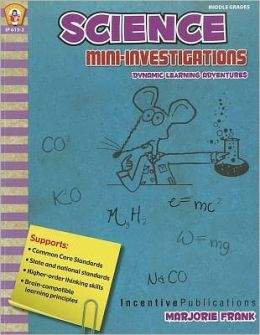 Learning Adventures: Science Mini-Investigations