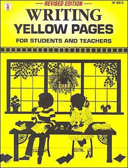 Writing Yellow Pages for Students and Teachers