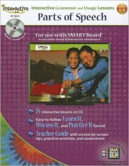 Parts of Speech - Grammar & Usage