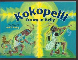 Kokopelli: Drum in Belly