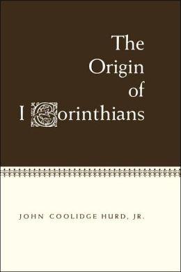 Origin Of 1 Corinthians