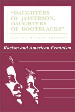 Daughters Of Jefferson/Bootblacks
