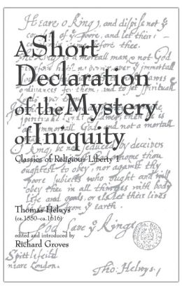 Mystery Of Iniquity