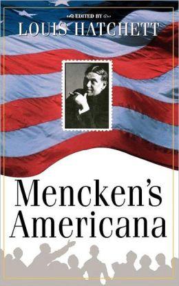 Mencken's Americana