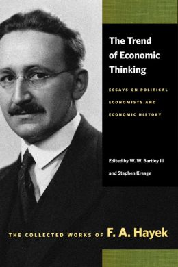 The Trend of Economic Thinking