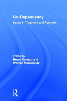 Co-Dependency: Issues in Treatment and Recovery