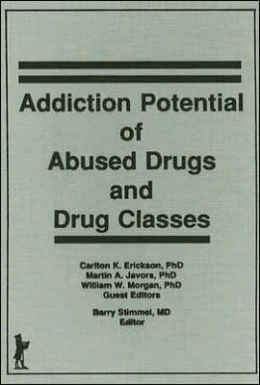 Addiction Potential of Abused Drugs and Drug Classes