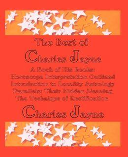 The Best Of Charles Jayne