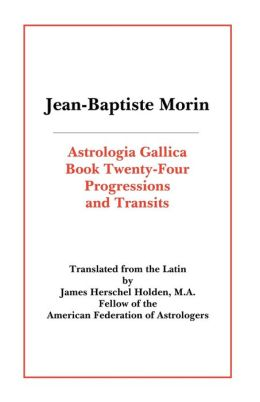 Astrologia Gallica Book 24