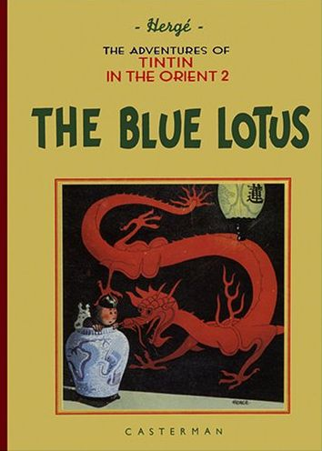 The Adventures of Tintin in the Orient 2: The Blue Lotus